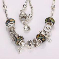 925 silver Pandora Necklaces