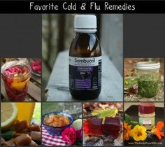 "❤ Here's another great list of natural cold/flu remedies for your ""Natural Remedy"" bookmarks. Please share!! ❤"