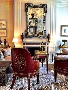 Laura Slatkin living room