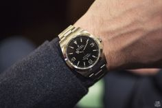 Rolex Explorer 2016 - Baselworld
