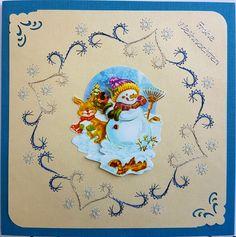 Fadengrafik - Grußkarten - Set mit dem abgebildeten Fadengrafik-Motiv  bestehend aus: 1 Doppelkarte / Klappkarte im Format  1 passender Briefumschlag (je nach Verfügbarkeit) in der Farbe der...