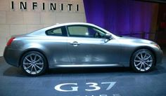 G37 Coupe From Infiniti. Who combines power and style better than Infiniti?