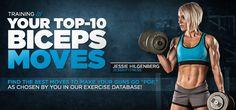 Bodybuilding.com - Bodybuilding.com's 10 Highest-Rated Biceps Exercises