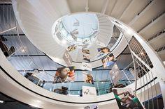 Sonova headquarters in Stäfa, Switzerland Acoustic Design, Switzerland, Fair Grounds, Group, World, The World