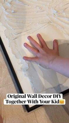 Crafts To Do, Home Crafts, Crafts For Kids, Arts And Crafts, Diy Wall Art, Diy Wall Decor, Diy Art, Diy Interior, Do It Yourself Home