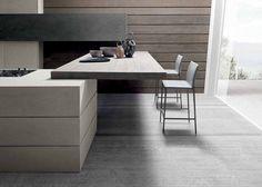 contemporary kitchen | ... modern kitchen design Twenty Cemento – Modern Furniture Design Idea