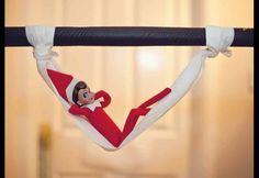 36 Genius Hiding Spots for Your Elf on the Shelf | Photos | HGTV Canada