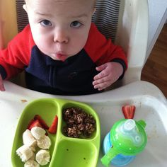 snack ideas for dairy free toddler. wicked homemade granola recipe!