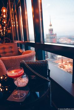 Marriott Panorama Sky Bar - Where to Stay In Warsaw, Poland  www.itsallbee.com                                                                                                                                                     More