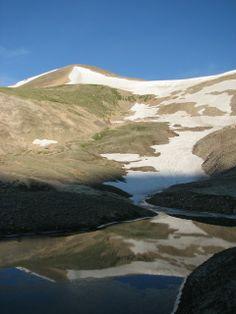 Mount Sherman Colorado's Easiest Fourteener
