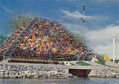 Lausanne, Switzerland Flag, Expo 67, World's Fair, City Photo, Louvre, Zurich, Photos, Flags