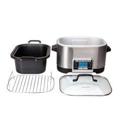Slow Cooker Recipe Book, Crock Pot Slow Cooker, Crockpot, Pots, Curry, Steamer Recipes, Keep Food Warm, Appliance Sale, Cooking Appliances