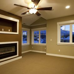 Bedroom Fireplace Televisions Design, Pictures, Remodel, Decor and ...