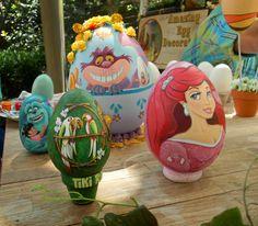 Easter at Disneyland  Disney Easter Eggs