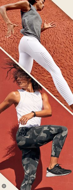 Womens Bonds Active Micro Crop Body Top Running Gym Yoga Geometric Black White
