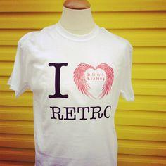 I Love Retro Mens