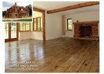 Wood Flooring Design 19  ukwoodfloors.co.uk  Solid oak Antique planks, 200mm w with bevel