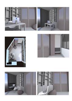 suite bureau  design /scénographie et réalisation  marylin raba