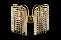 Crystal Wall Sconces - Luxury Decor, Edmonton, CA Crystal Wall, Luxury Home Decor, Art Deco Fashion, Home Decor Accessories, Bedroom Wall, Wall Sconces, Interior Decorating, Chandelier, Canada