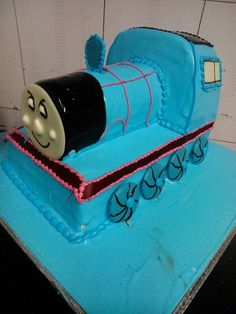 Thomas Train 3d cake from cake park, the well known bakers for kids cakes in chennai
