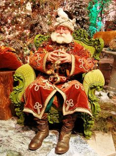 Father Christmas Germany