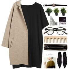 Transitional Coats Polyvore Combinations (1)
