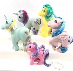 Vintage My Little Pony Lot Sunbeam Masquerade Baby Northstar Sprinkles Sparkler | eBay