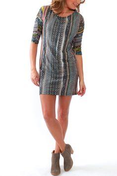 Viereck, Soda Dress in Stanhope from Viva Diva Boutique