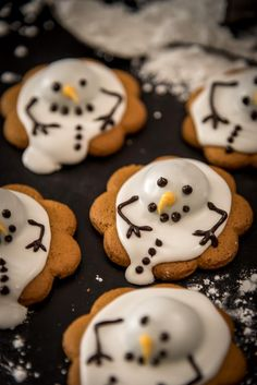 Merry Christmas, Xmas, Christmas Foods, Christmas Ideas, Just Eat It, Food And Drink, Cookies, Desserts, Bujo