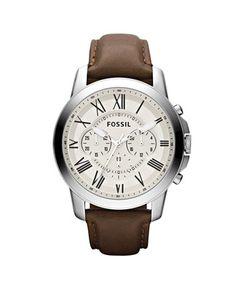 Mine. Reloj de hombre Grant Fossil