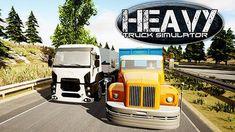 تحميل لعبة Heavy Truck Simulator v 1.970 مهكرة للاندرويد 2018 [اخر اصدار]