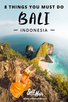 There are many things you must do on Bali. The island is a combination of hidden gems and rich experiences. Read the list of 12 Things You Must Do in Bali. Ubud, Bali Travel Guide, Asia Travel, Travel Guides, Travel Tips, Denpasar, Kuta, Bali Legian, Yogyakarta