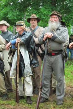 What to Expect at a Civil War ReenactmentField Trips with Sue