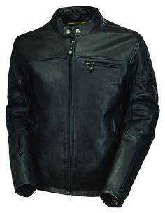 The RSD Ronin Leather Jacket is an exercise in nostalgic design blended with modern functionality. The RSD Limited Set hand finished and waxed 0.9mm-1mm thic...