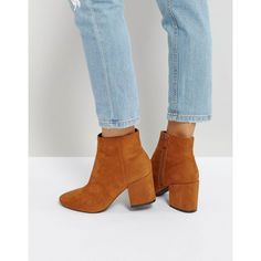 344e29a03118 Buy Beige Raid Basic booties for woman at best price. Compare Booties  prices from online stores like Asos - Wossel Global. Block Heel Ankle ...