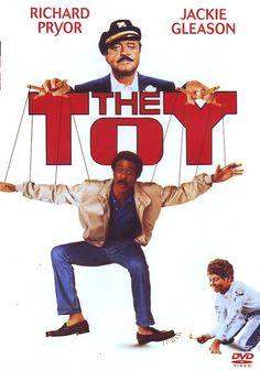 The Toy Richard Pryor | The Toy DVD (1982) Starring Jackie Gleason & Richard Pryor; Directed ...