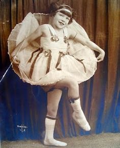 vaudeville little girl
