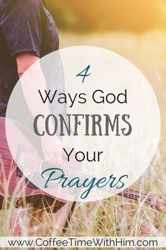 God hears your prayers. Whatever you ask for, you shall receive as it is said in the Bible. However, do you wonder if God is answering your prayer? Does it seem like He is but, can't tell if that's Him or a coincidence?