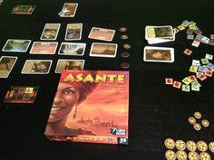 Juegos de mesa para dos Asante