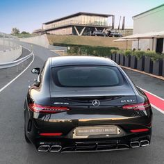 Daimler's mega brand Maybach was under Mercedes-Benz cars division until when the production stopped due to poor sales volumes. Mercedes-AMG became a Sports Car List, 4 Door Sports Cars, Sport Cars, Jaguar Xjr, Supercars, Audi S5 Sportback, Automobile, Mercedez Benz, Classic Mercedes