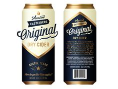 Final Eastciders Original can by Simon Walker