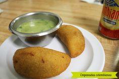 Empanadas colombianas de Mitze's Colombian Cuisine