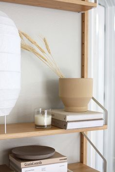 Home Decor Themes renewable bamboo shelving Skagerak plant pot.Home Decor Themes renewable bamboo shelving Skagerak plant pot Minimalist Room, Minimalist Home Decor, Minimal Decor, Minimalist Lifestyle, Minimalist Interior, Modern Decor, Creative Home, Cheap Home Decor, Interiores Design