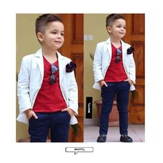 Kids fashion Boy 2020 - Kids fashion - Kids fashion For 10 Year Olds Christmas Gifts - Kids fashion DIY Crafts - Kids fashion Style Ideas Toddler Boy Fashion, Little Boy Fashion, Toddler Boy Outfits, Fashion Kids, Fashion Design, Outfits Niños, Kids Outfits, Boys Dress Outfits, Well Dressed Kids