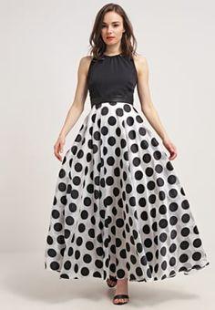 Jurken Coast Petite Maxi jurk - black Zwart: 209,95 € Bij Zalando (op 19/05/16). Gratis verzending & retournering, geen minimum bestelwaarde en 100 dagen retourrecht!