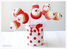 misspetel, cupcak flower