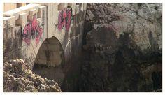 Esquecidas e vandalizadas