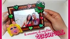 Tutorial Cornicetta Muppets con Hama beads YouTube