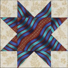 Civil War Quilts: Stars in a Time Warp: 14 Rainbow or Ombre Prints