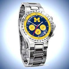 Men's Collector's Watch: Michigan Wolverines